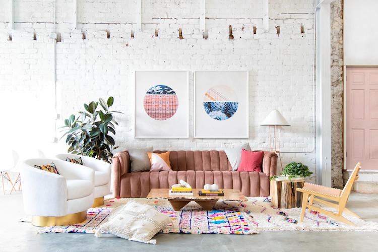 sofa-rose-esprit-vintage