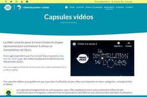 Capsules vidéos