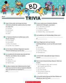 Graphix Trivia