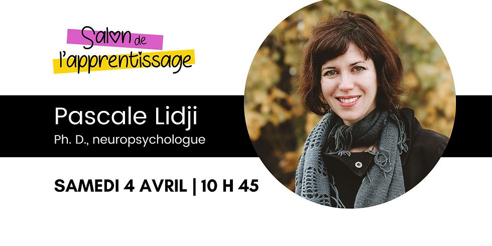 10 h 45 Pascale Lidji   Dépistage précoce des troubles neurodéveloppementaux (0 à 5 ans).