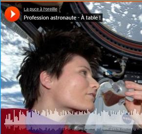 Profession astronaute - À Table!