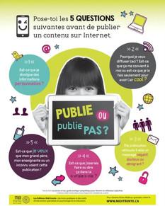 Publie ou publie PAS