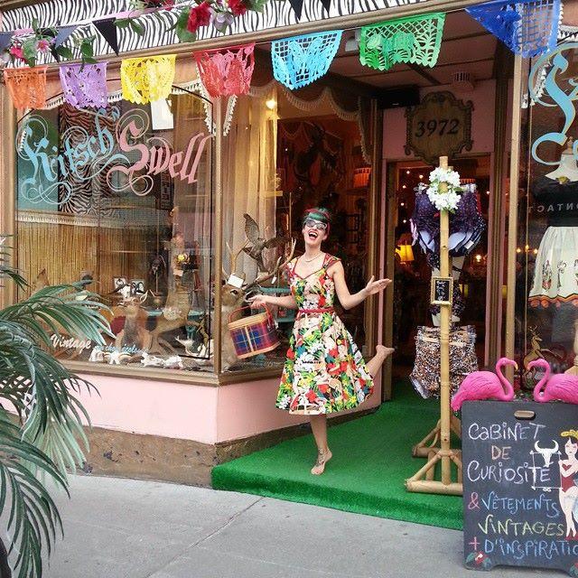 Bonnes adresses Esprit Vintage Kitsch'n swell 2