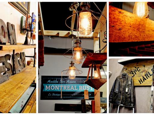 Découvrez Montréal Rust
