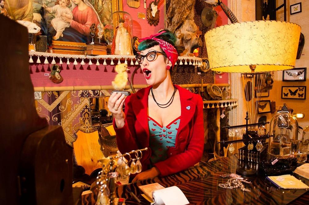 Bonnes adresses Esprit Vintage Kitsch'n swell