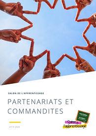 21-10-2019 Commandites et partenariats .