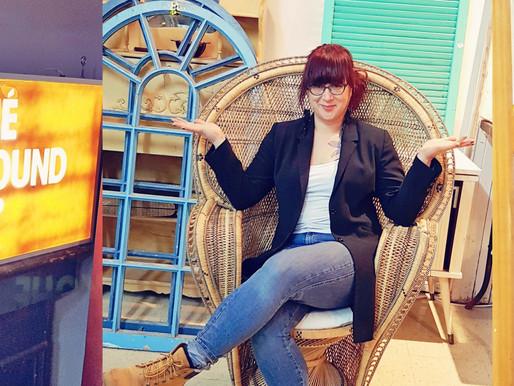 Valérie Lalonde, la rêveuse qui rock 🤘