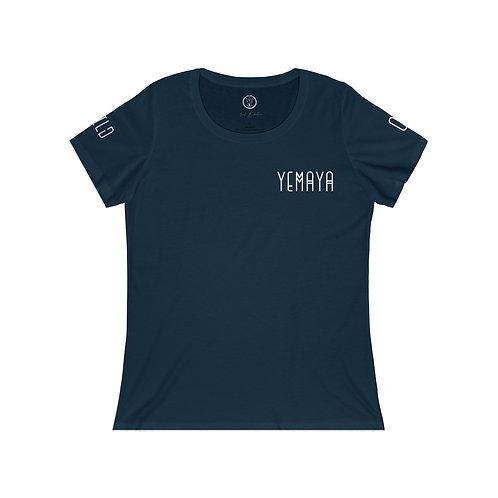 Child Of Yemaya Female Jersey Tee