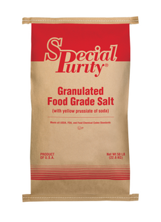 Special Purity Treated Food-Grade Salt I