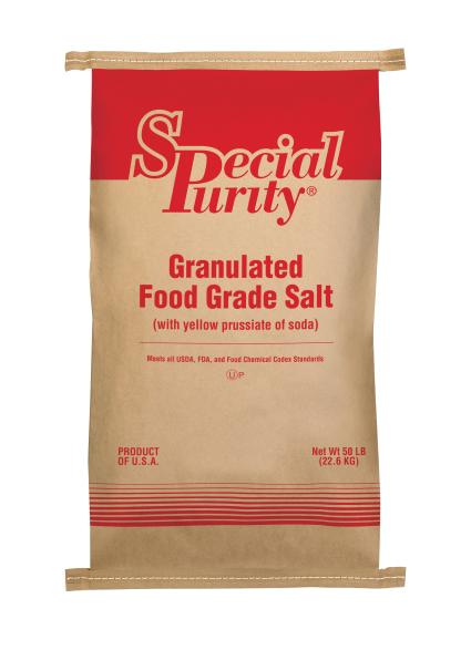 Special Purity Treated Food-Grade Salt I