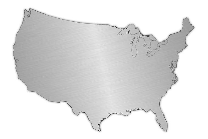 Blank Map outline of USA made of Steel.jpg