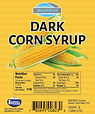 dark corn syrup label.PNG