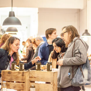 Market por Ambrosía: Exposición Gastronómica de Grecia y Chipre en Barcelona