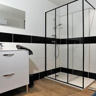 Salle d'eau  Le Clos des thermes Locatio