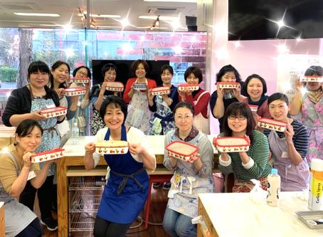 2019年10月〜HAPPY COOKING東京本校にて魔法のホーローパン講座がはじまります。