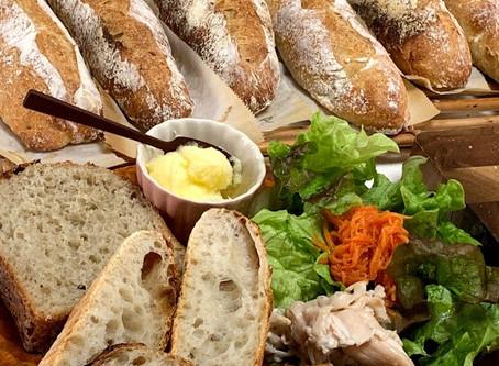 【レシピ】パンに合うサラダチキン