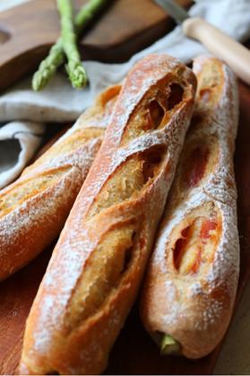 ハード系スティックパン