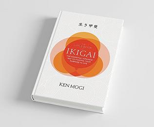Ikigai - by Ken Mogi