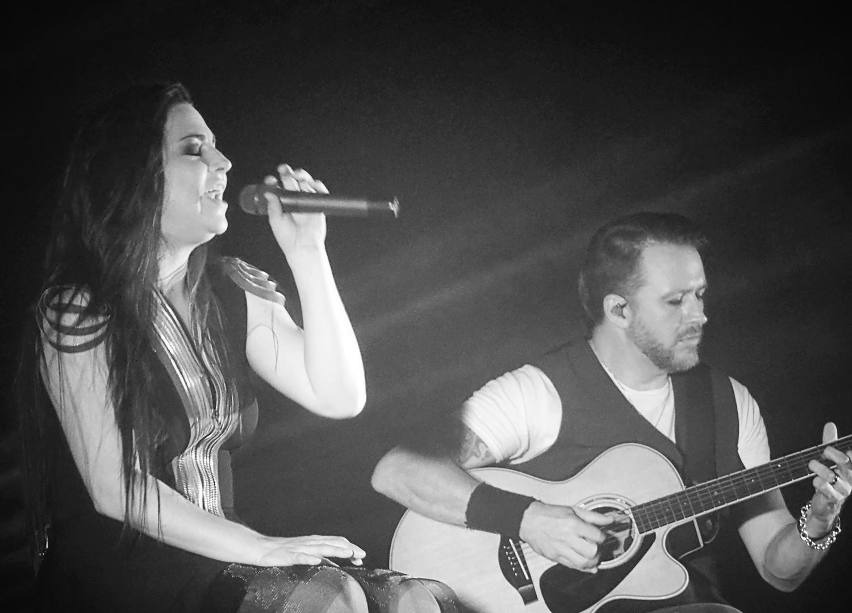 Evanescence, Los Angeles, 2015