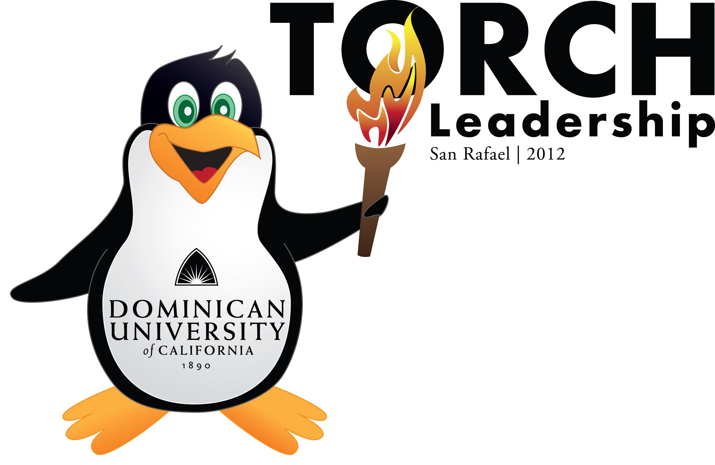University Leadership Mascot