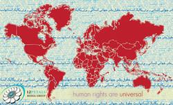 Human Rights Illustration, 2012
