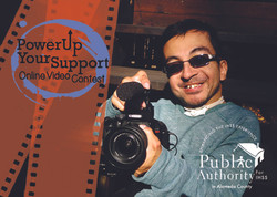 Video Contest Postcard, 2013