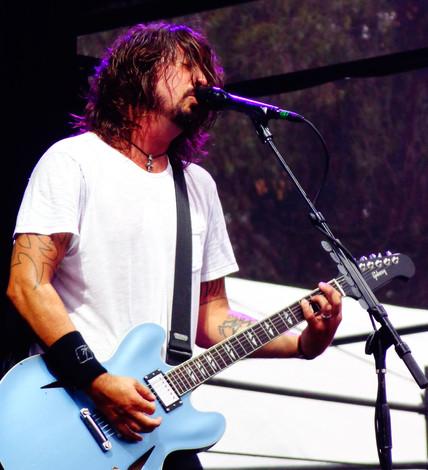 Foo Fighters, SF - 2012