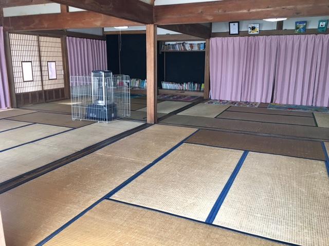 1F tatami rooms 2.18
