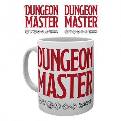Mug Donjons & Dragons Master