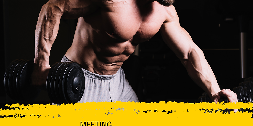 Meeting Hipertrofia Muscular & Emagrecimento