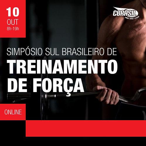 Simpósio Sul Brasileiro de Treinamento de Força