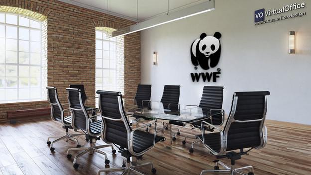 Virtual background - WWF
