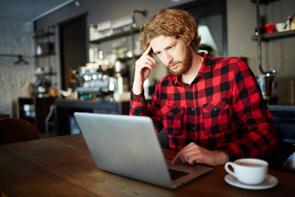 Underperforming Remote Worker