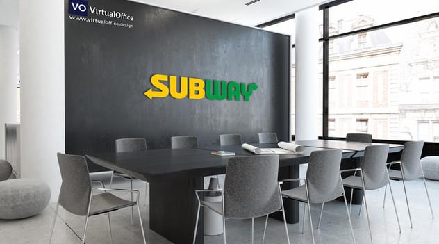 Virtual Office - Subway