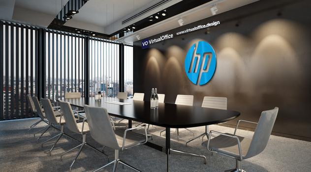 Virtual background - HP