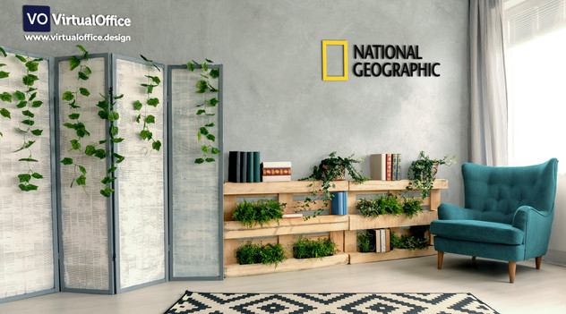 Virtual Office - National Geographic