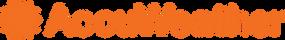 Accuweather logo for VirtualOffice