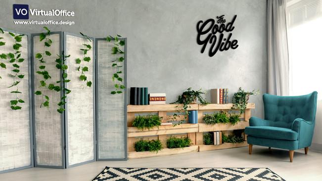 Virtual Office - Good Vibes