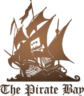 The pirate-bay logo for Virtual Office