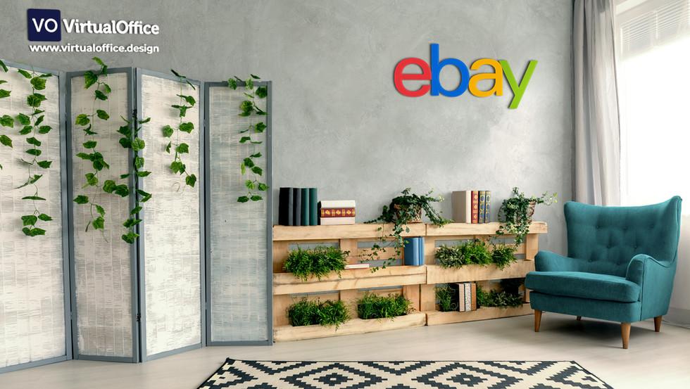 Virtual background - ebay
