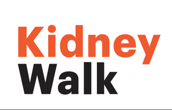 Register for the Kidney Walk nearest you!