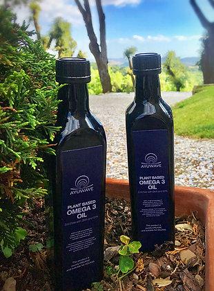 Ayuwave Plant Based Omega 3 Oil