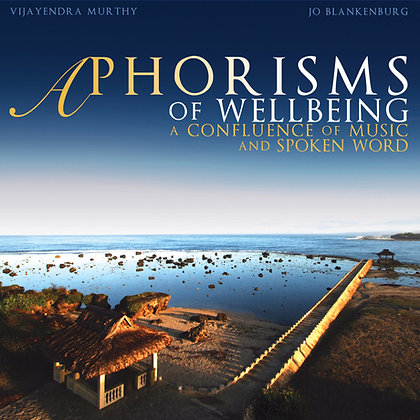 Aphorisms of Wellbeing (CD)
