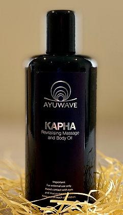 Kapha Revitalising Massage Oil (200ml)