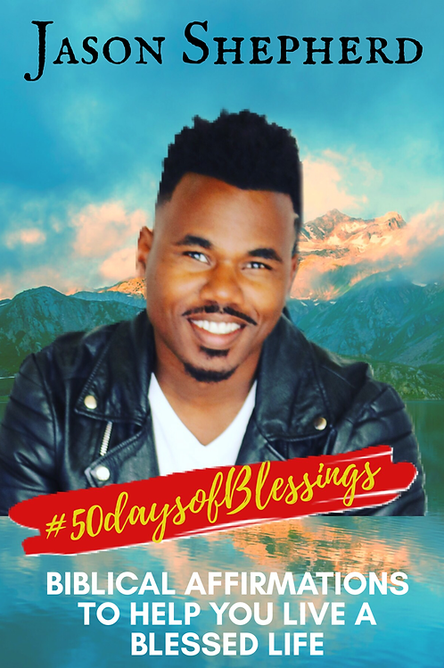 #50daysofBlessings Devotional - Paperback