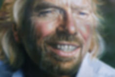 RICHARD BRANSON - BEHIND THE GRIN