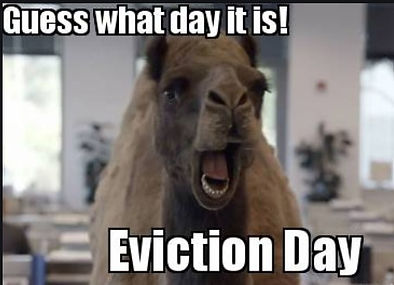 eviction day, ohio rental managers, property management services