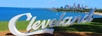 Cleveland, cleveland landmark, cleveland logo, cleveland real estate, ohio rental managers