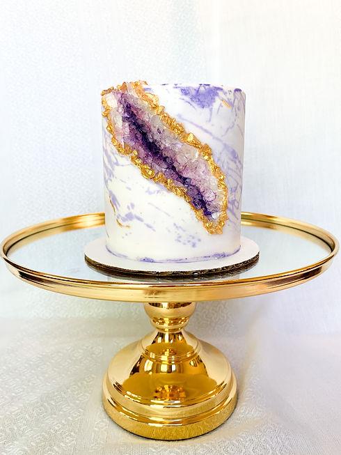 Purple Geode Cake.JPG