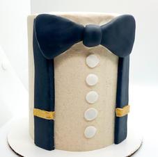 "Mr. ""One""derful Smash Cake"
